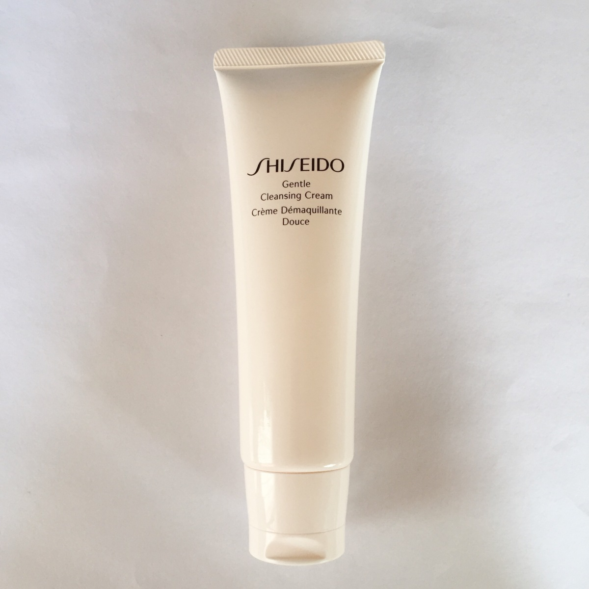 How Shiseido Gentle Cleansing Cream worked for me